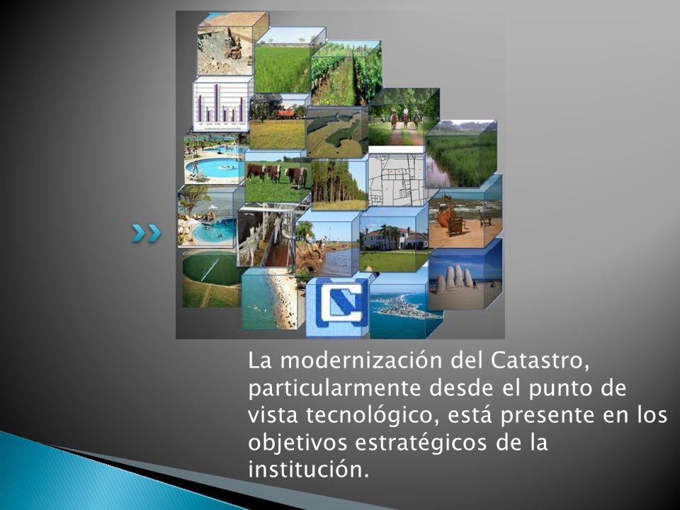 Avances tecnol gicos en el catastro nacional de uruguay for Catastro burgos oficina virtual