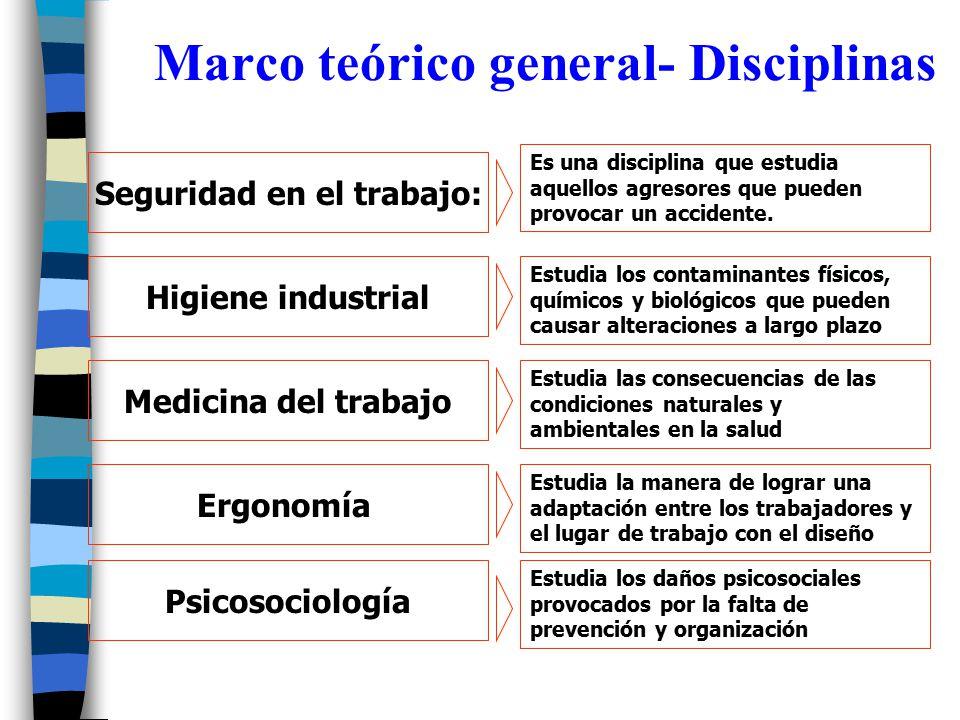 Factores De Riesgo Presentes En La Construcci 243 N Orden Y