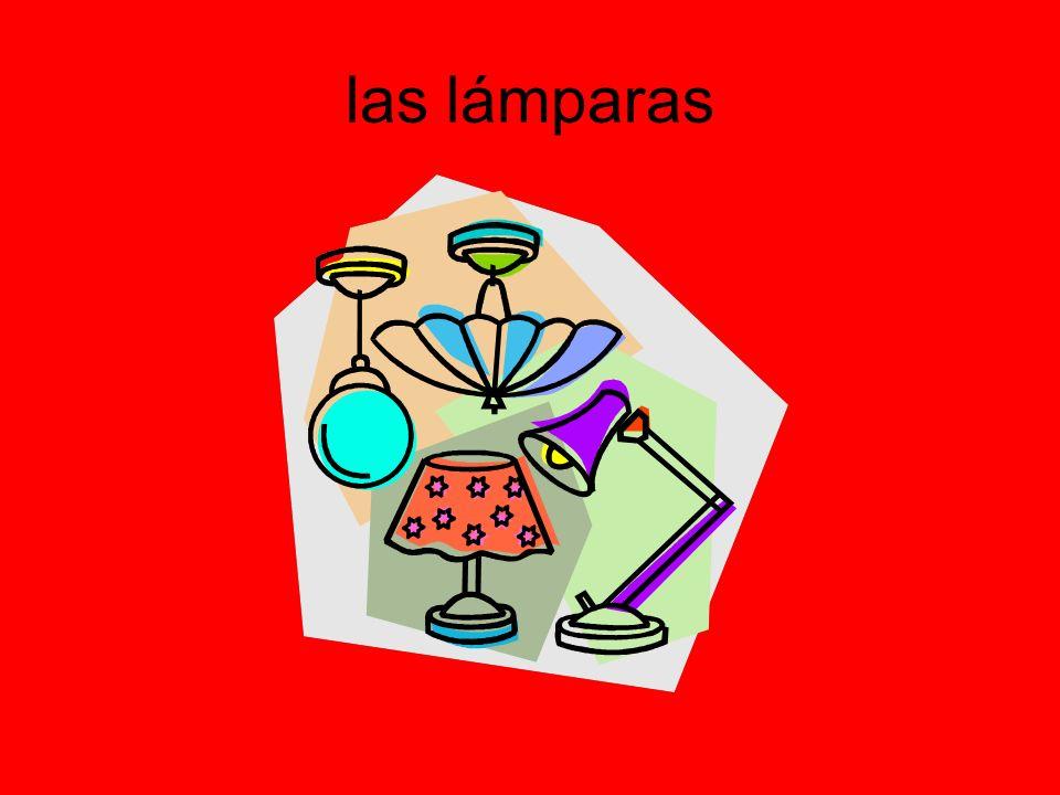 las lámparas