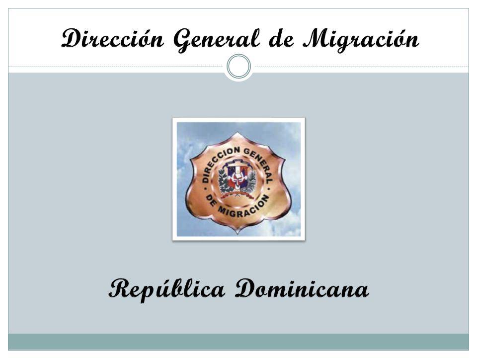 Dirección General de Migración