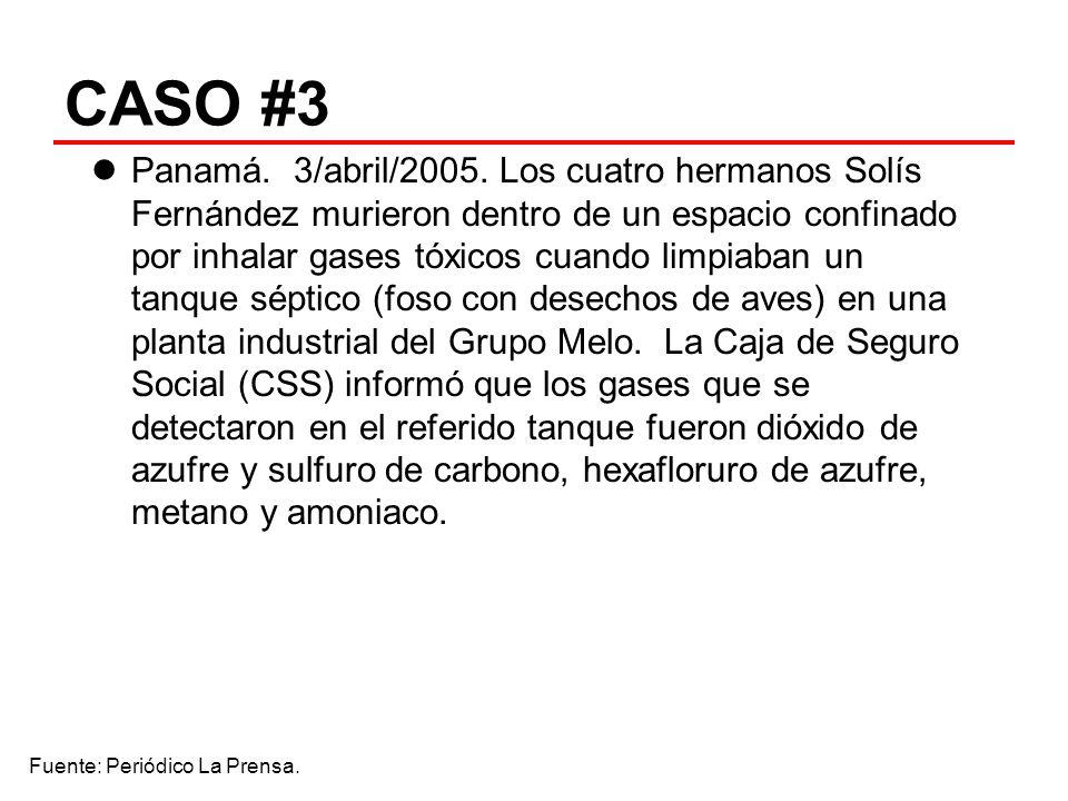 CASO #3