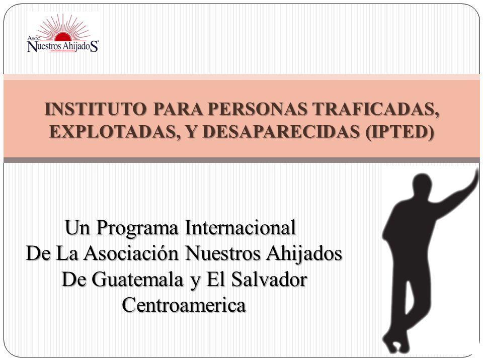 Un Programa Internacional De La Asociación Nuestros Ahijados