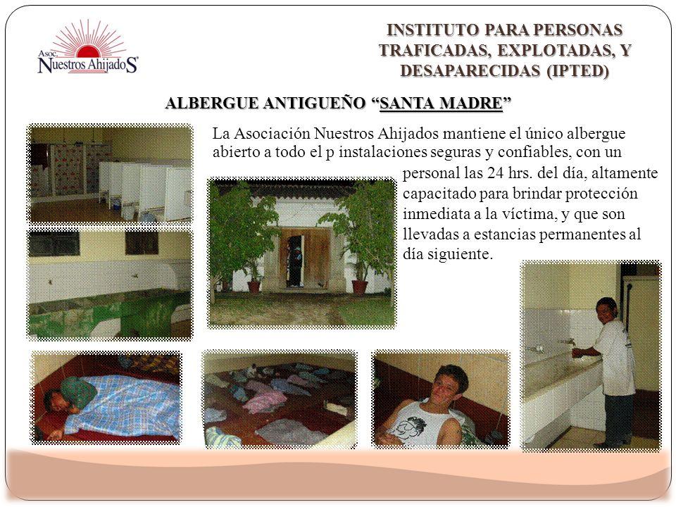 ALBERGUE ANTIGUEÑO SANTA MADRE
