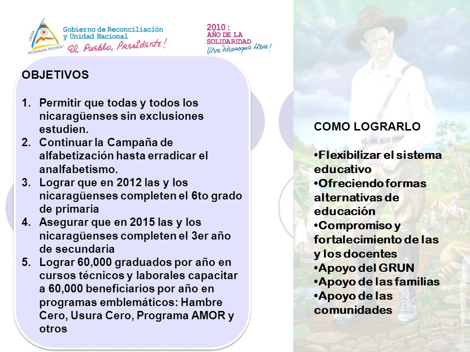 Flexibilizar el sistema educativo