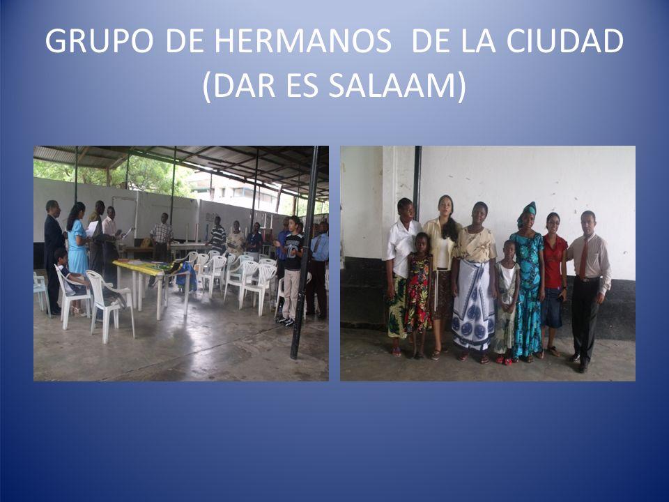 GRUPO DE HERMANOS DE LA CIUDAD (DAR ES SALAAM)