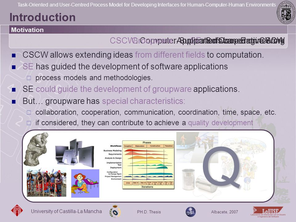 Q Introduction SE: Software Engineering