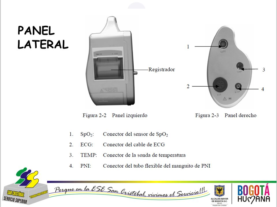 PANEL LATERAL
