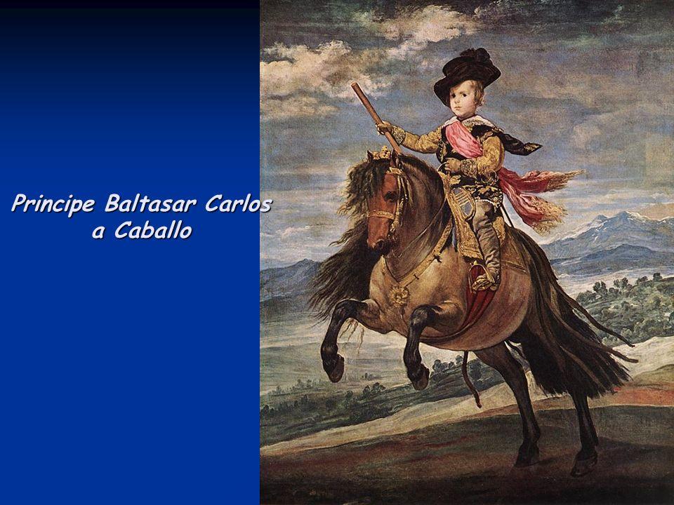 Principe Baltasar Carlos a Caballo