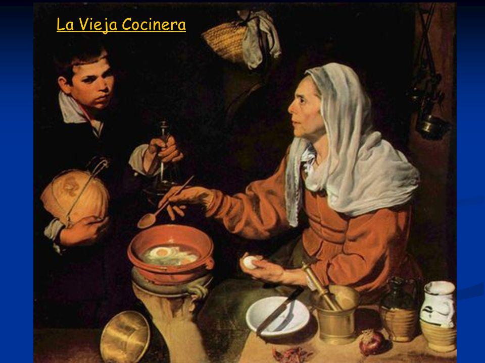 La Vieja Cocinera