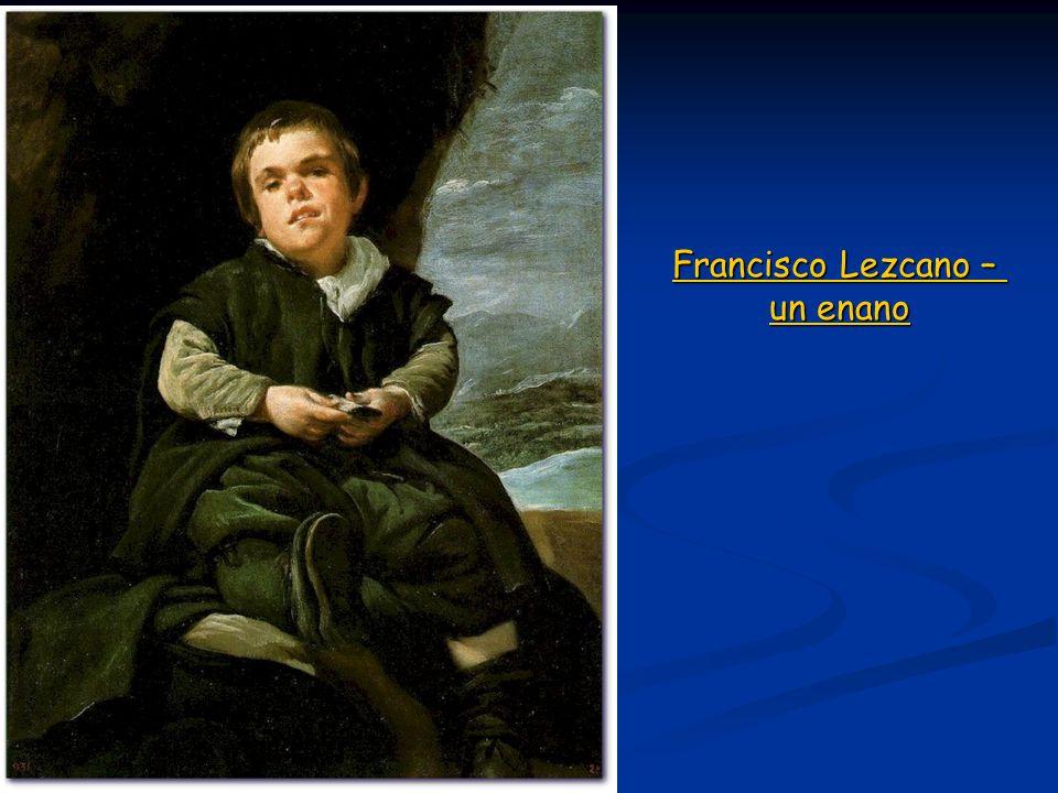 Francisco Lezcano – un enano