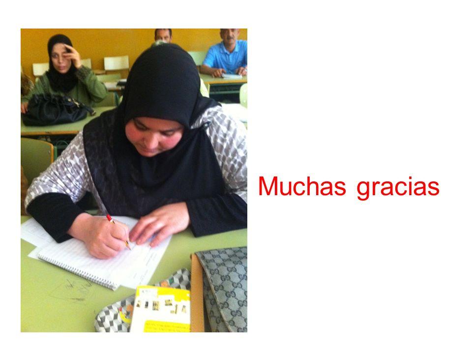 Muchas gracias M