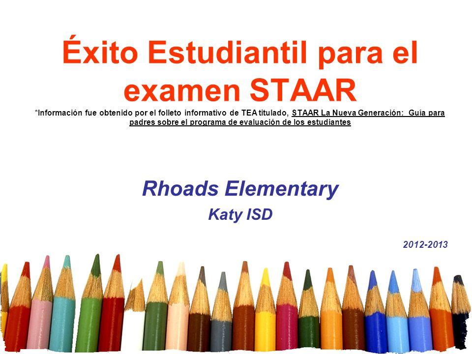 Rhoads Elementary Katy ISD 2012-2013