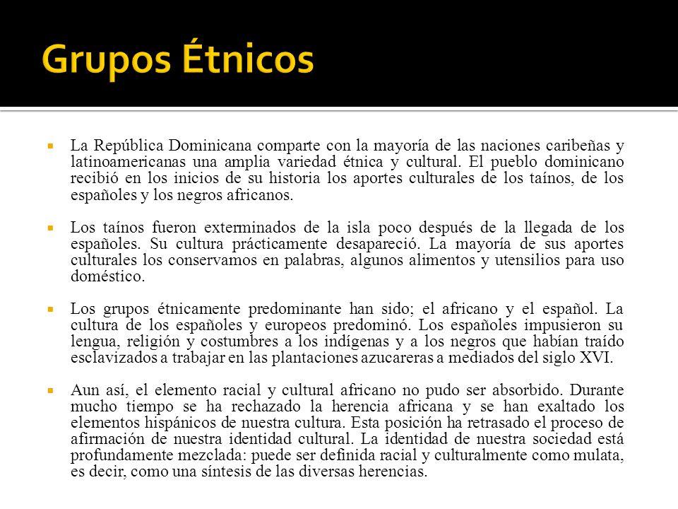Grupos Étnicos