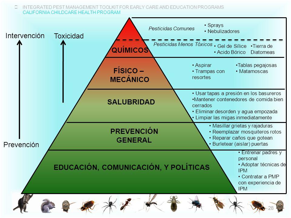 EDUCACIÓN, COMUNICACIÓN, Y POLÍTICAS