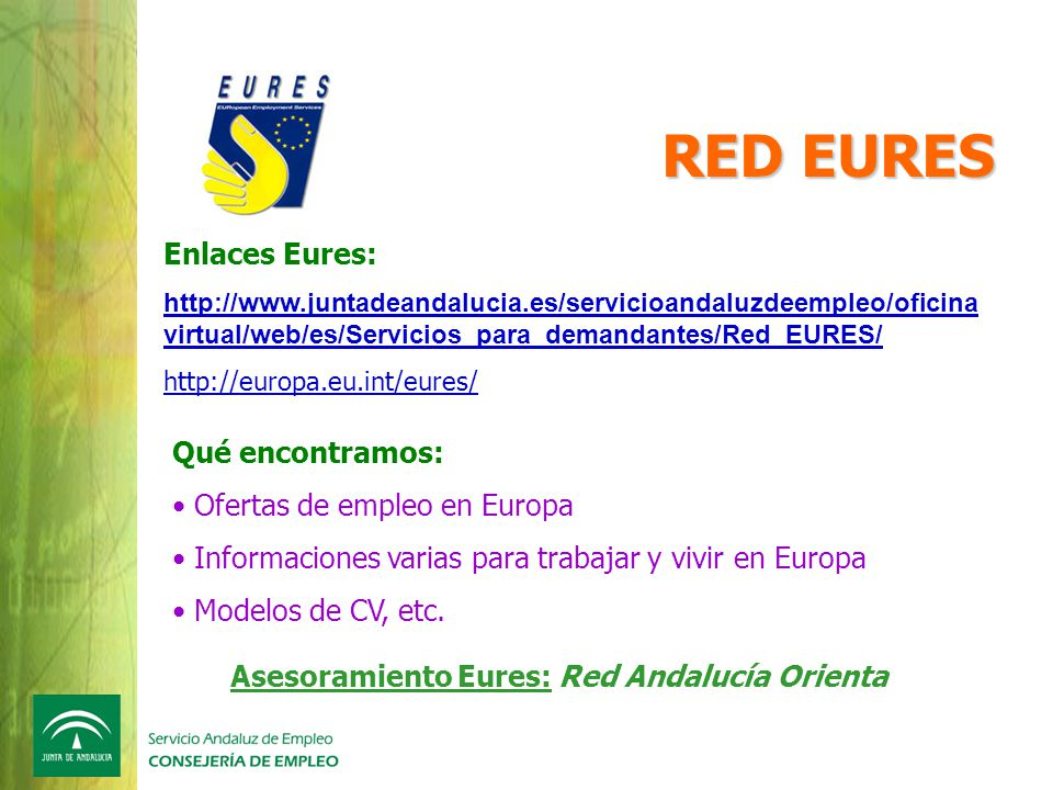 Andaluc a orienta sevilla mayo ppt video online descargar for Oficina virtual sistema red
