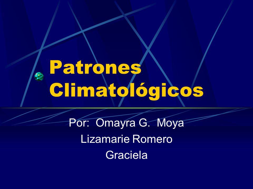 Patrones Climatológicos - ppt video online descargar