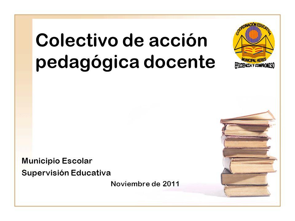 Colectivo de acción pedagógica docente