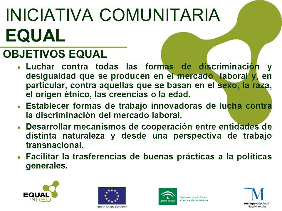 INICIATIVA COMUNITARIA EQUAL