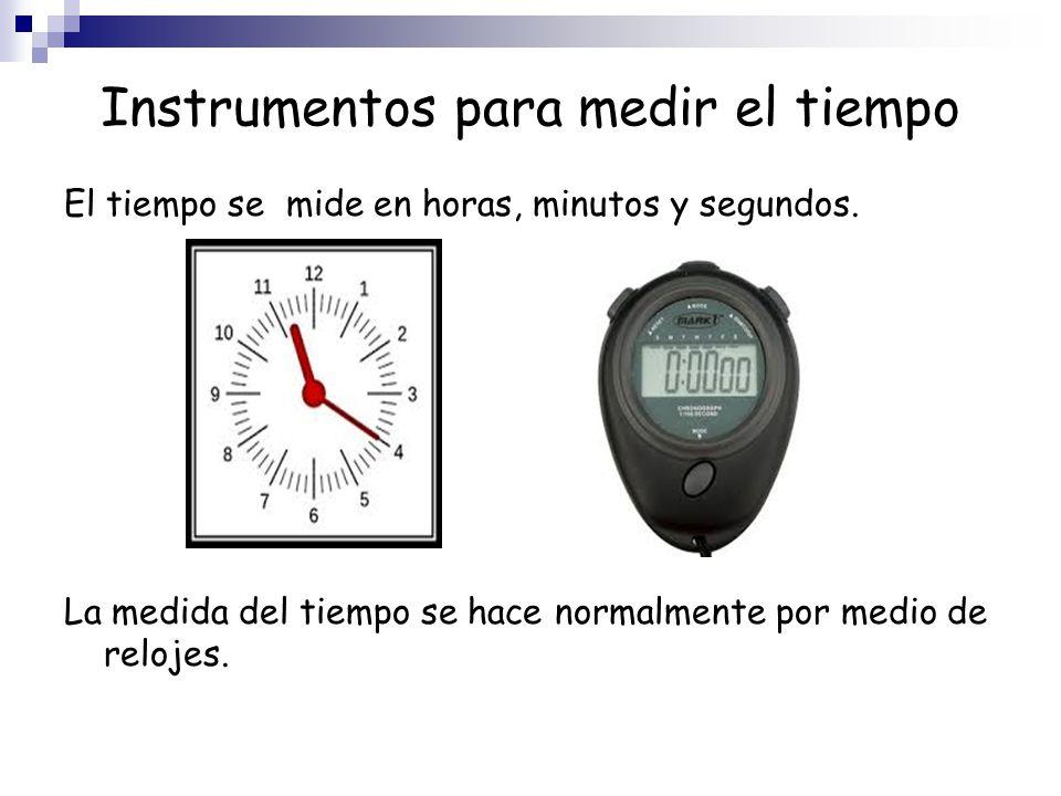 Medida y m todo cient fico ppt video online descargar - Tiempo en badalona por horas ...
