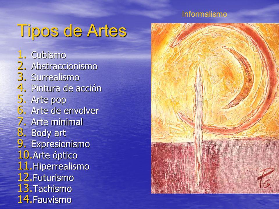 Movimientos artisticos visuales del siglo xx ppt video for Tipos de arte arquitectonico