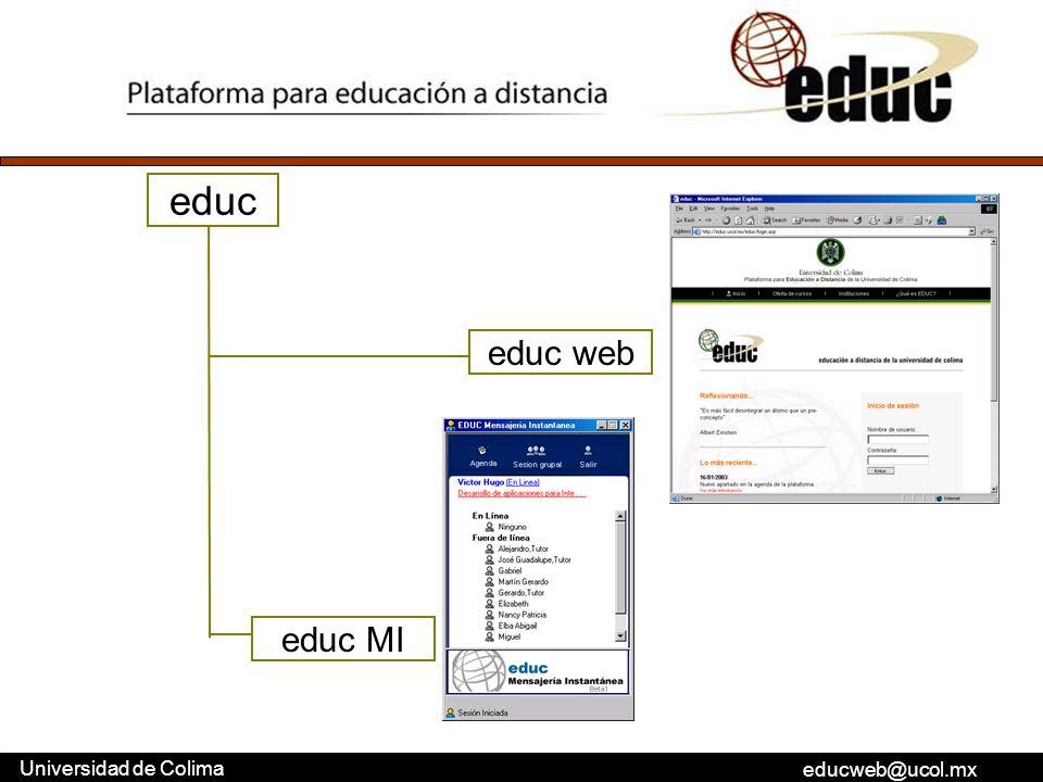 educ educ web educ MI