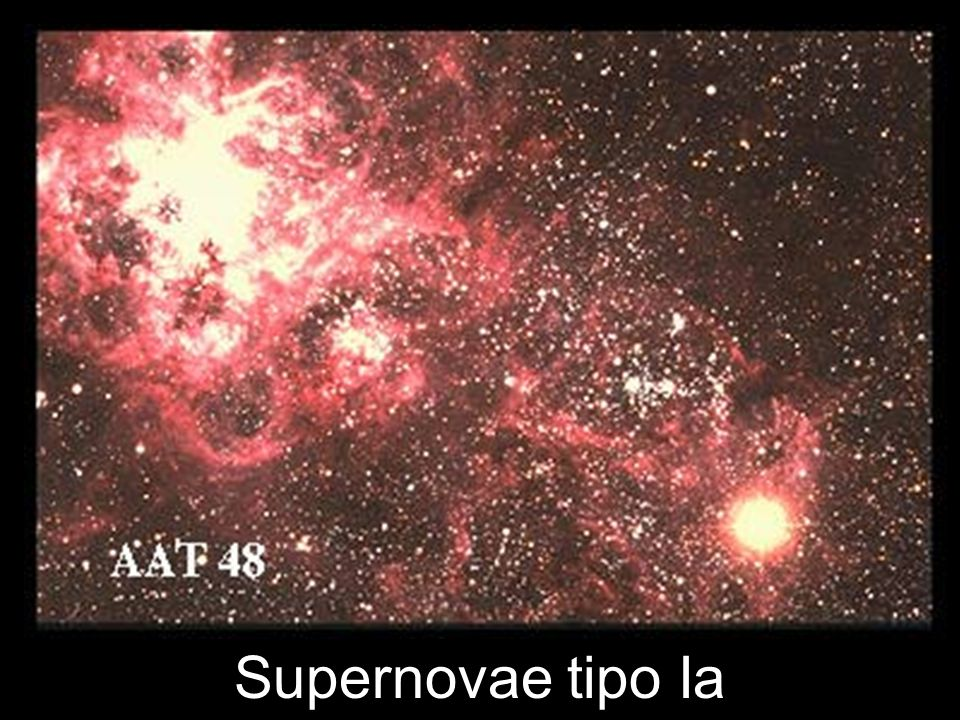 Supernovae tipo Ia