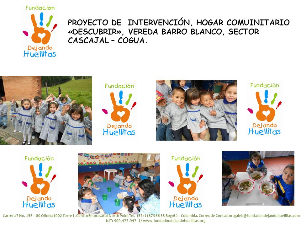 NIT: 900.477.947- 1/ www.fundaciondejandohuellitas.org