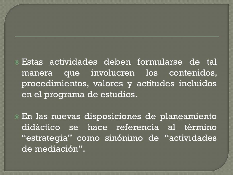 recomendaciones t cnicas sobre el planeamiento did ctico