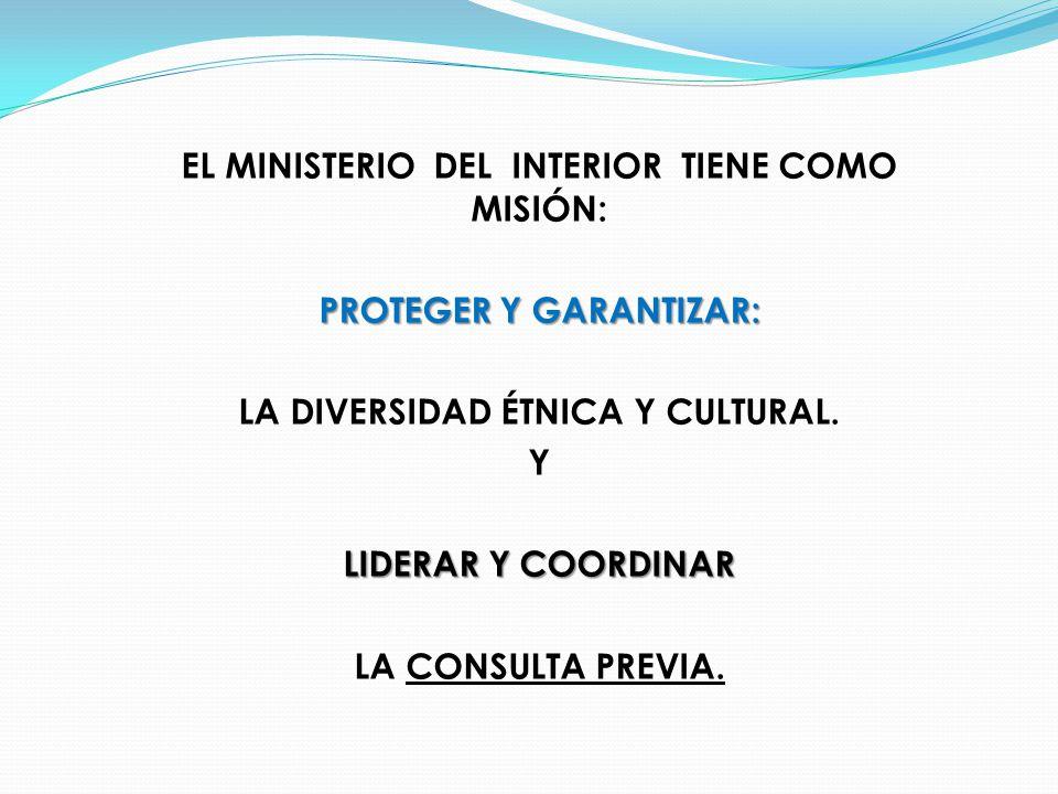 Consulta previa ppt descargar for Decreto ministerio del interior