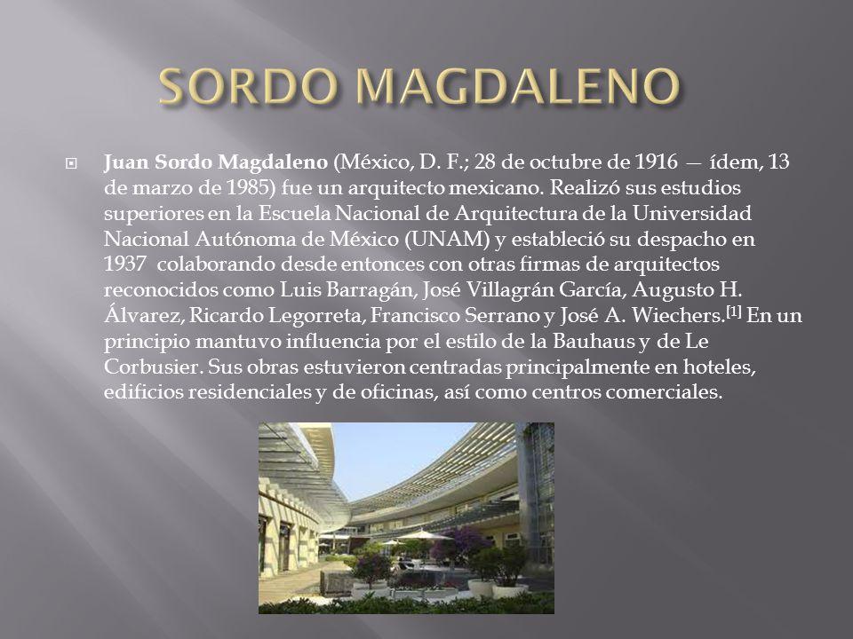 Arquitectos mexicanos ppt descargar for Arquitectos reconocidos