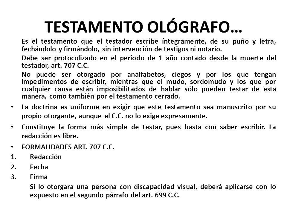 Testamento Para Alguien Especial un mensaje especial  : TESTAMENTOOLC393GRAFOE280A6 from hnczcyw.com size 960 x 720 jpeg 123kB