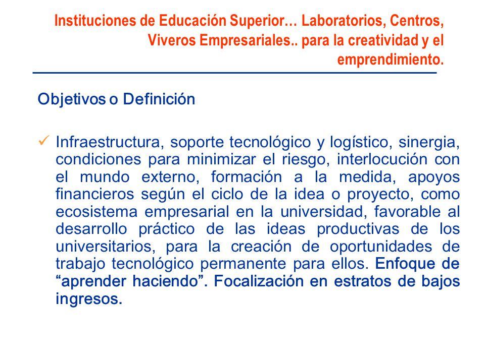 Competitividad territorial y gesti n empresarial del for Definicion de vivero