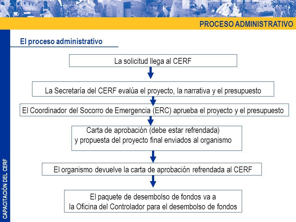 5 CAPACITACIÓN CONTENIDO DE LA SOLICITUD: NARRATIVA Y PRESUPUESTO ...