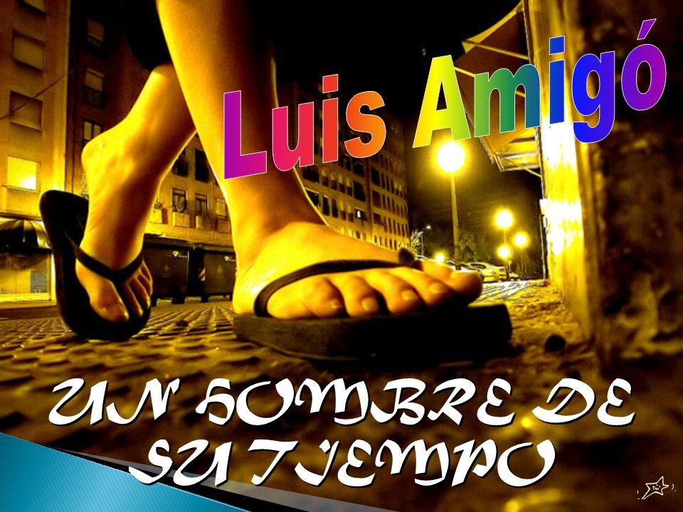 Luis Amigó UN HOMBRE DE SU TIEMPO