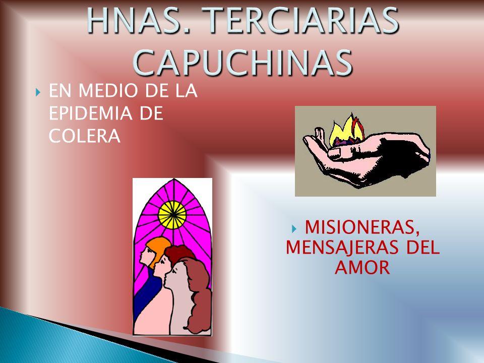 HNAS. TERCIARIAS CAPUCHINAS