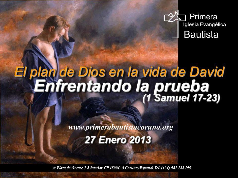 El plan de Dios en la vida de David
