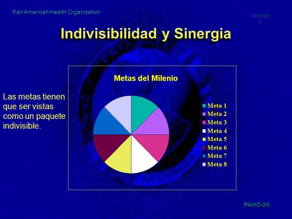 Indivisibilidad y Sinergia