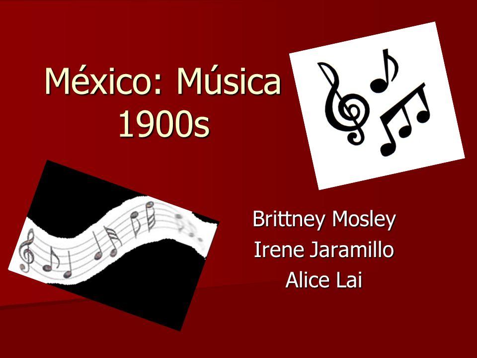 Brittney Mosley Irene Jaramillo Alice Lai
