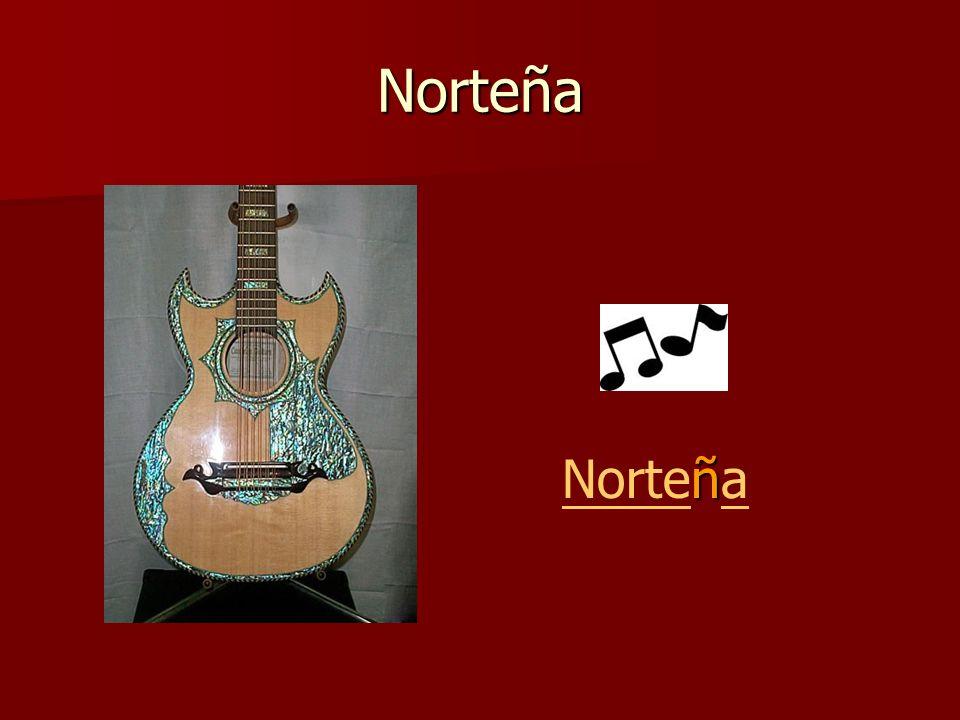 Norteña Norteña