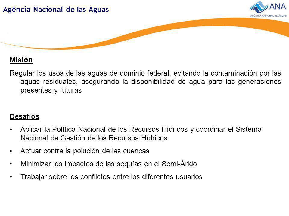 Agência Nacional de las Aguas