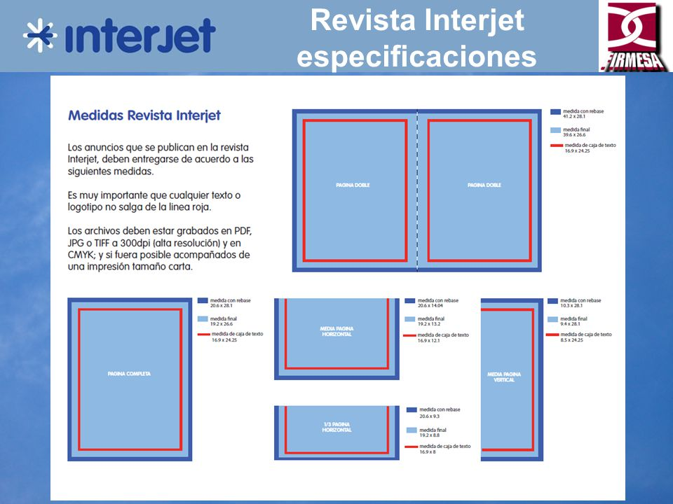 Presentaci n medios interjet ventas jorge hdez rivas for Oficinas de interjet