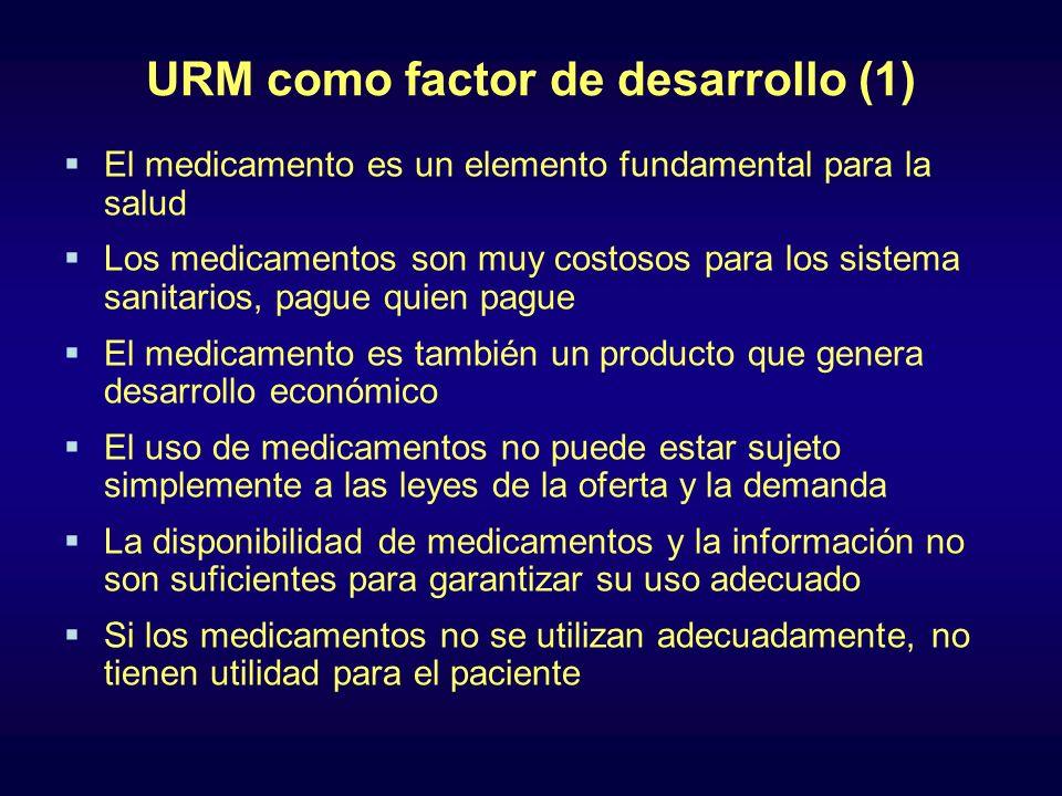 URM como factor de desarrollo (1)