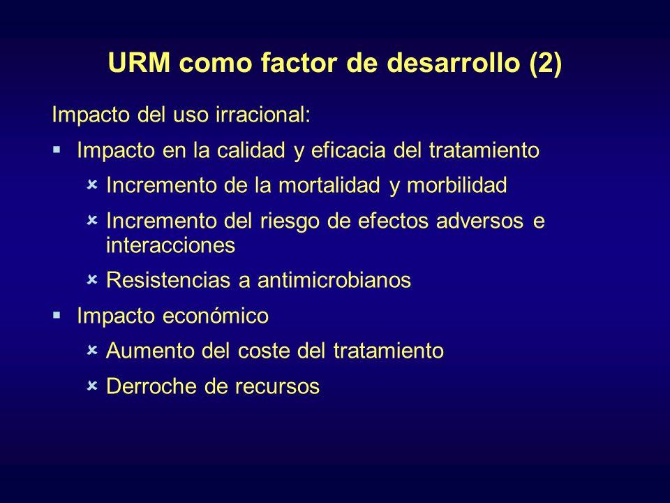 URM como factor de desarrollo (2)