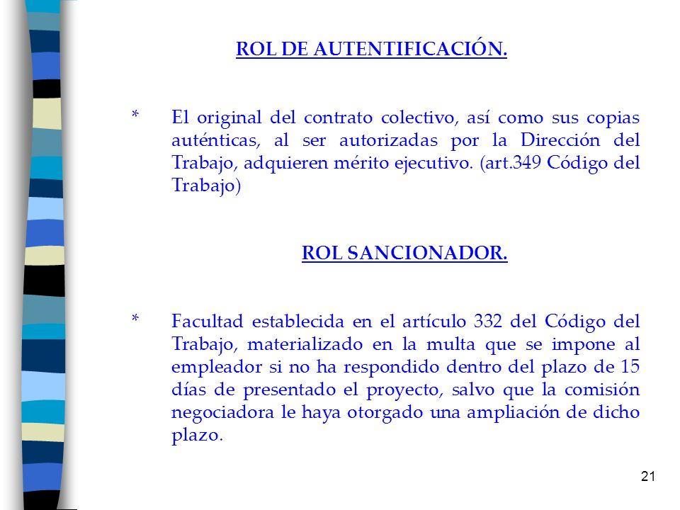 ROL DE AUTENTIFICACIÓN.