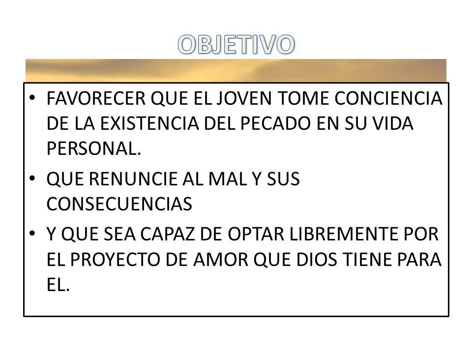 TEMA 7 EL PECADO Y SUS CONSECUENCIAS - ppt video online