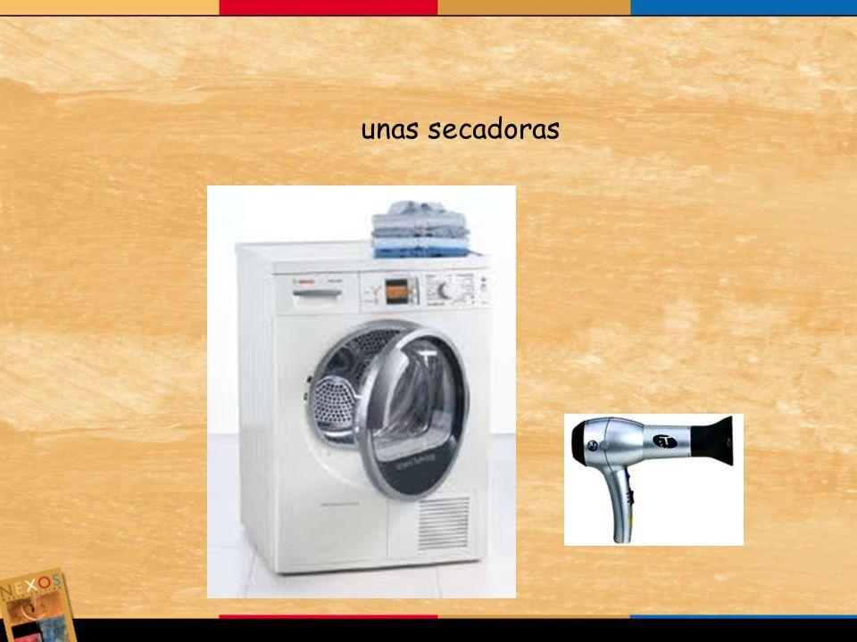 unas secadoras
