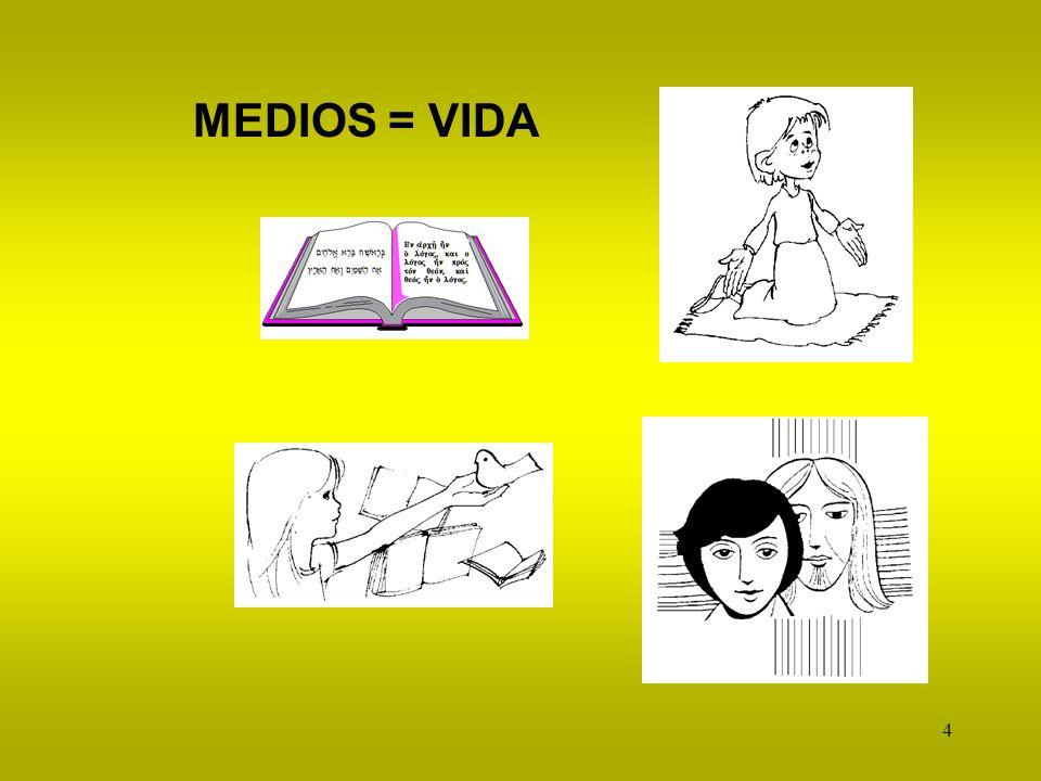 MEDIOS = VIDA