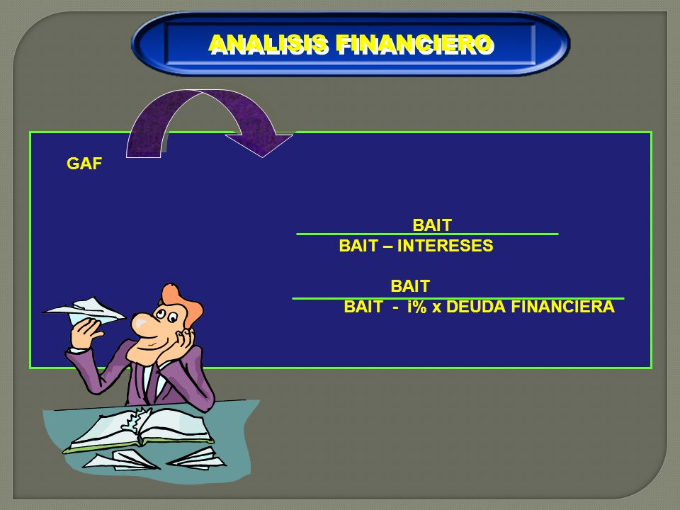 ANALISIS FINANCIERO GAF BAIT BAIT – INTERESES