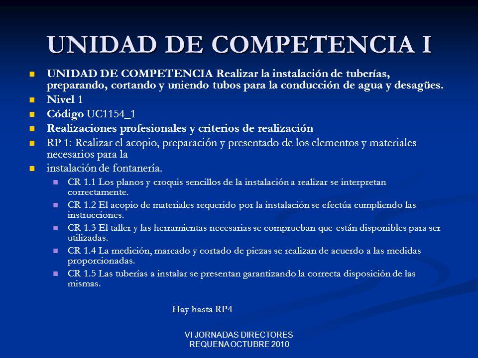 UNIDAD DE COMPETENCIA I