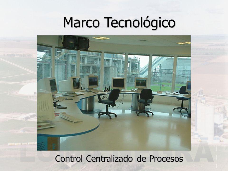Control Centralizado de Procesos